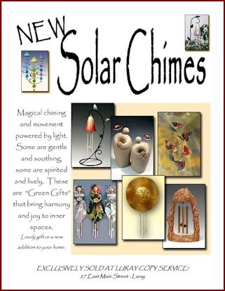 solar chimes